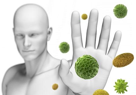 Cilvēks un Baktērijas
