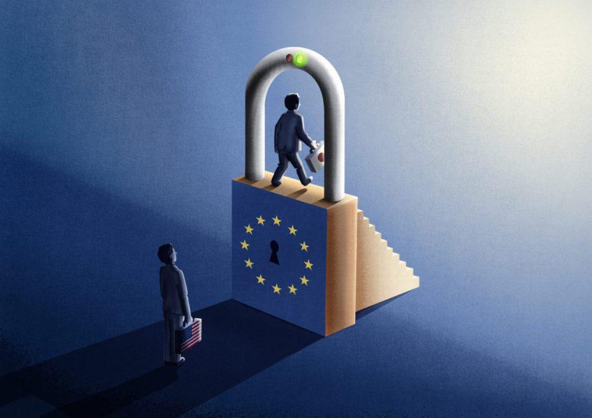 ES datu aizsardzība